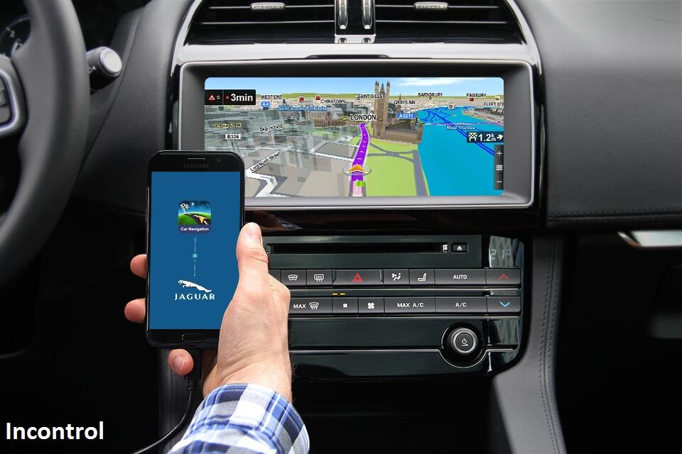 Incontrol - Sygic Car navigation - 1