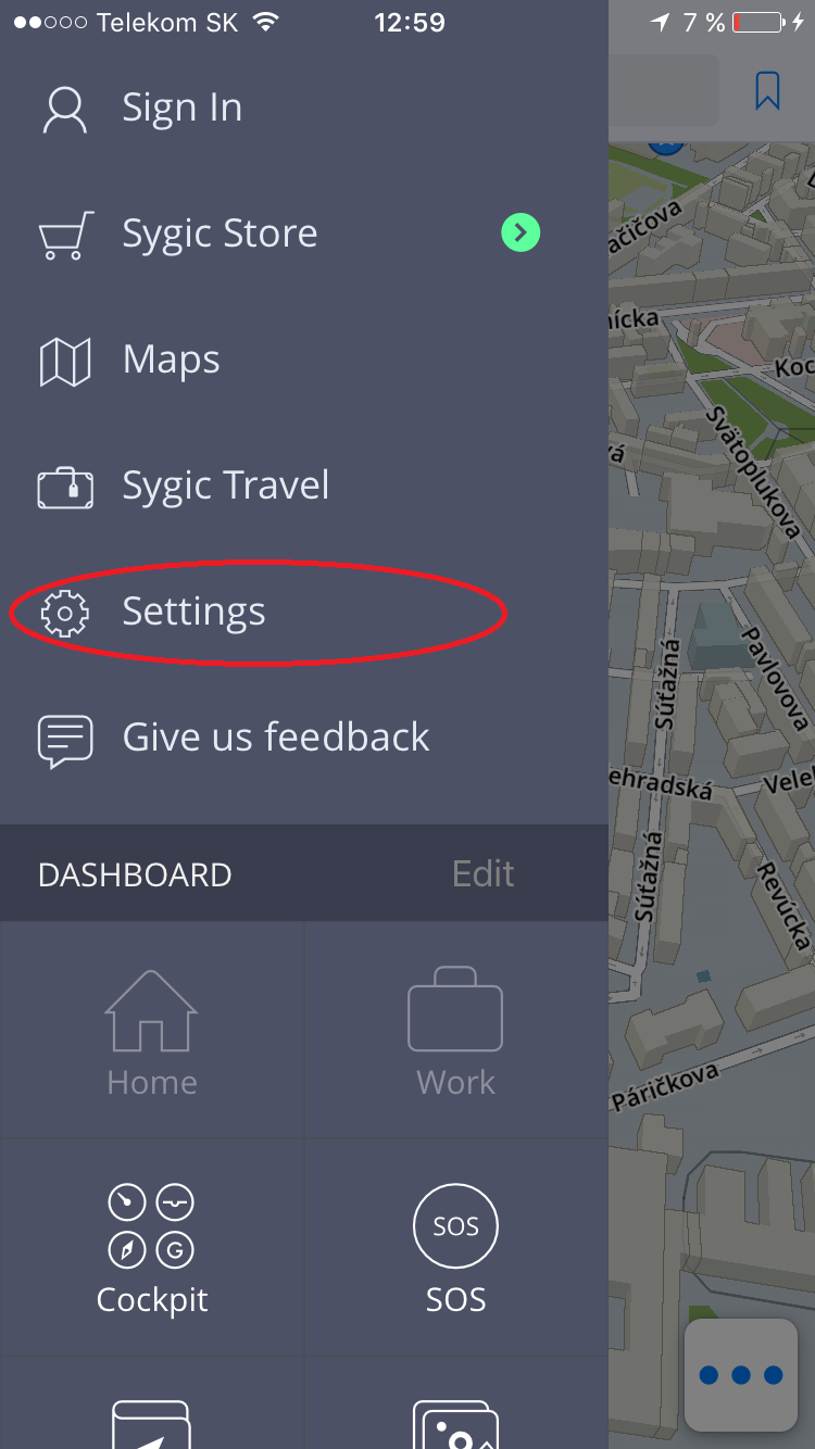 Sound and Notification - Sygic GPS Navigation for iOS - 16 4