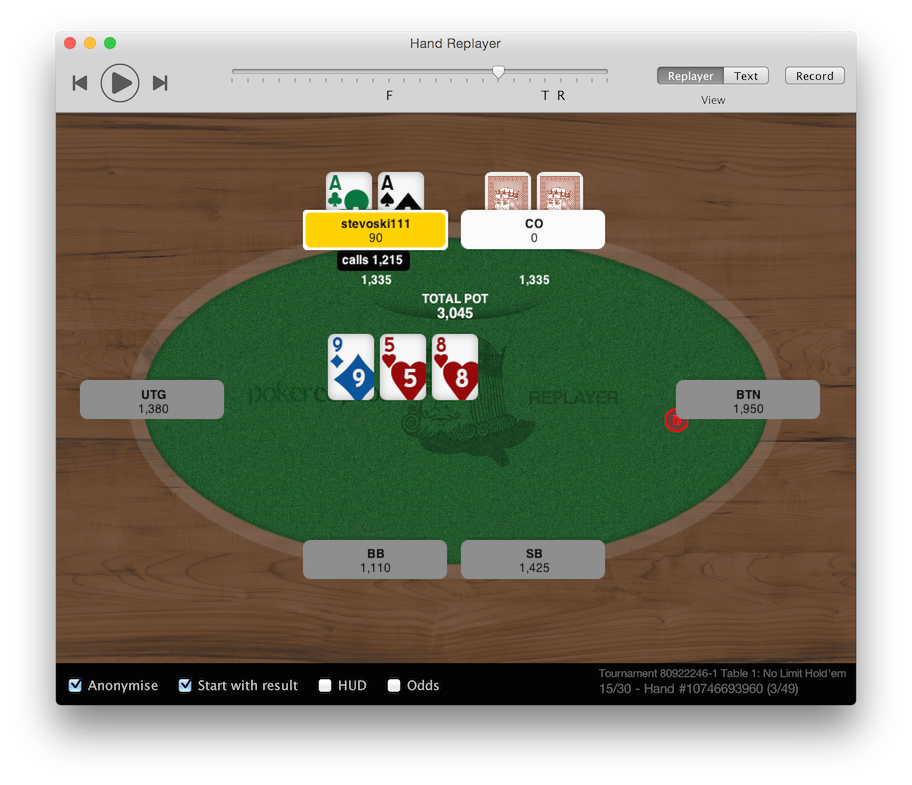 Free poker hand replayer download