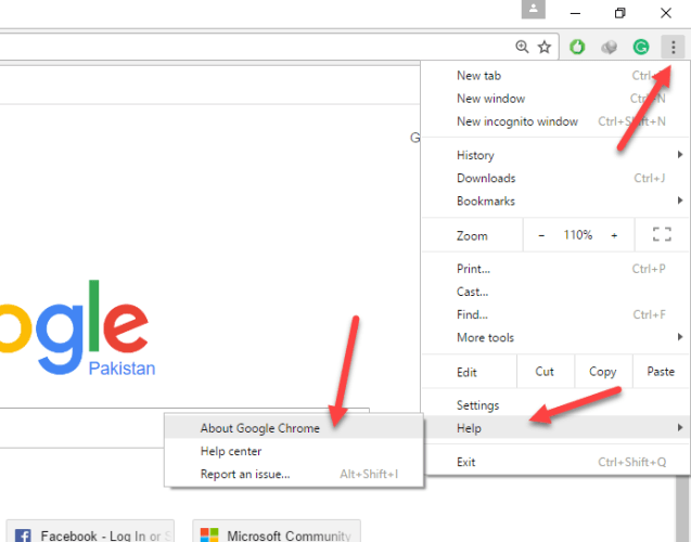 3 2 1 How To Check Chrome Browser Version - Online Manual - 1