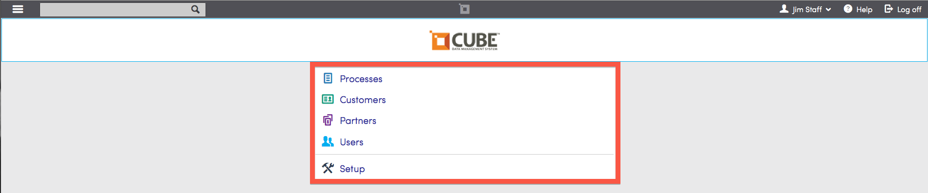 Portal widget horizon north cube data management hse user help 1 - Portal entree ownership ...