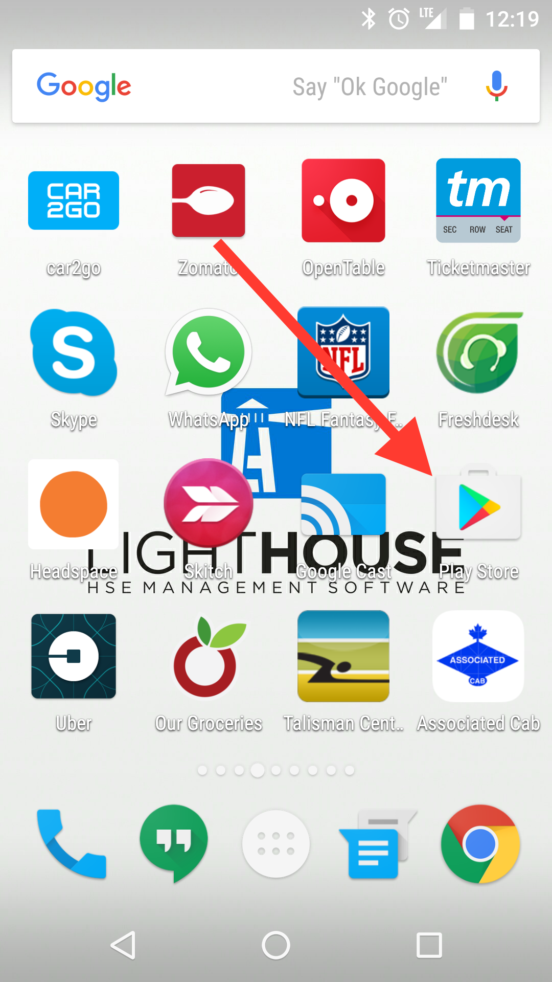 Download iOS/Android Offline App - Chandos - 1